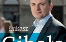 Wybory 2011: Łukasz Gibała kandydat do Sejmu RP (prezentacja kandydatów )