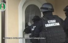 Straż Graniczna: Zatrzymanych troje członków grupy przestępczej (video )