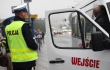 Kierujący Busem w stanie po użyciu alkoholu