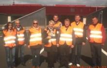Małopolscy policjanci i strażacy poznają holenderski system zarządzania kryzysowego.