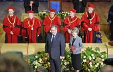 Prezydent RP na inauguracji roku akademickiego na UJ ( zdjęcia )