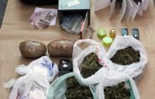 Tarnów: Ponad trzy kilogramy narkotyków znaleźli policjanci w mieszkaniu  dealera