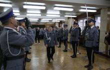 Policja Małopolska - Uroczyste wręczenie odznaczeń i nominacji [ZDJĘCIA +VIDEO]