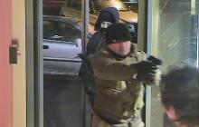 KOMUNIKAT POLICJI W SPRAWIE NAPADU NA BANK W KRAKOWIE.