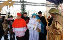 Trzej Królowie - Kacper, Melchior i Baltazar przeszli ulicami Krakowa [ZDJĘCIA]