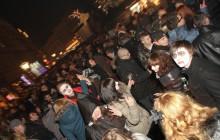 Sylwestrowa Noc Na Krakowskim Rynku Głównym [ZOBACZ ZDJĘCIA]