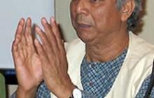 Muhammad Yunus w Krakowie