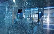 Ostrzelany Autobus w Krakowie - sprawca zatrzymany [VIDEO+ZDJĘCIA]