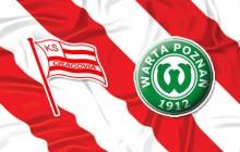 18 stycznia sparing Cracovii z Wartą Poznań