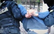 Zatakował zatrzymujących policjantów siekierą - trafił do szpitala psychiatrycznego