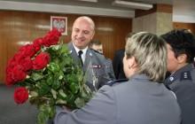 Uroczyste powołanie inspektora Mariusza Dąbka na stanowisko Małopolskiego Komendanta Wojewódzkiego Policji [ZOBACZ ZDJĘCIA]