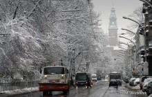 Akcja zima ? spodziewane utrudnienia w ruchu.