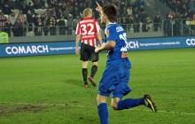 Cracovia wita się z pierwszą ligą (zobacz zdjęcia)