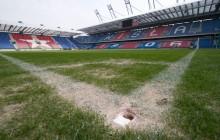EURO 2012: SZKOLENIE O PIELĘGNACJI PIŁKARSKICH MURAW [ zdjęcia ]