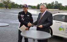 Rajdowy ambasador Krakowa [ zobacz zdjęcia ]