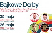 Piłkarze Cracovii i Wisły powalczą w