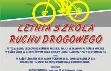 Letnia Szkoła Ruchu Drogowego oraz Piknik Młodego Rowerzysty - Musisz tam być!