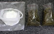 Tarnowscy policjanci przejęli 2,5 kilograma narkotyków o wartości 75 tysięcy złotych