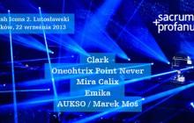 Sacrum Profanum: DJ'e zmiksują Lutosławskiego