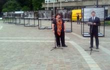 Wystawa - Auschwitz, Pamięć, Świat