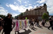 Parada Równości i Marsz Narodowców w Krakowie [ zdjęcia ]