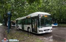 Kraków testuje hybrydowy autobus