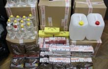 Nielegalne wyroby tytoniowe i spirytusowe w rękach tarnowskich policjantów