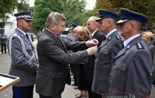 Małopolscy Policjanci Odznaczeni [ Fotoreportaż - Jan Graczyński ]