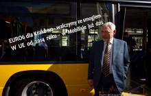 Mobilis testuje nowy autobus [ZDJĘCIA]
