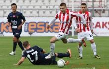 Portowcy wygrali z Cracovią po golu Marcina Robaka [ zdjęcia ]