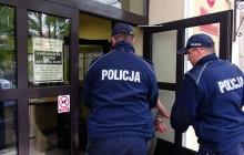 Dąbrowa Tarnowska, sprawca napadu na bank zatrzymany [ zdjęcia + wideo ]