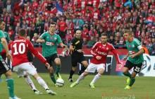 Wisła - Legia (1:0) : Piłkarski klasyk dla Wisły! [ zdjęcia ]