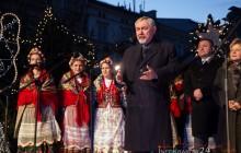 Targi Bożonarodzeniowe otwarte przez Prezydenta Jacka Majchrowskiego [ zdjęcia ]