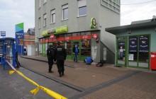 Wysadzili bankomat przy Kobierzyńskiej [ zdjęcia ]