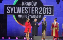 Jak Krakowianie Witali Nowy Rok [ mega galeria zdjęć ]