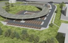 Jest pozwolenie na budowę dla parkingu P+R ?Kurdwanów?