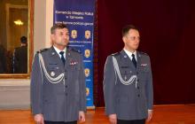 Mł. insp. Mariusz Dymura nowym komendantem tarnowskich policjantów