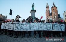 8 marca - Kobiety wyszły na ulicę by zaprotestować [zdjęcia]