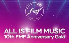 All Is Film Music - oto program Gali Jubileuszowej 10. FMF