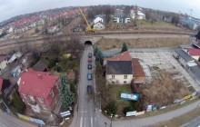 Uwaga ! Od poniedziałku ul. Zielony Most bez przejścia i przejazdu