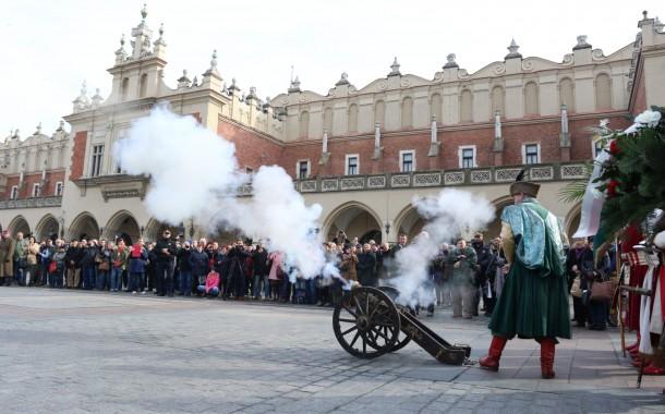 Kraków uczci 103. rocznicę wyzwolenia spod władzy zaborczej
