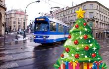 Zmiany w kursowaniu autobusów i tramwajów w święta