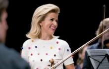 Czarodziejka skrzypiec Anne-Sophie Mutter wystąpi w Krakowie