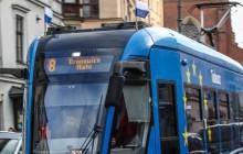 Tramwaje wracają na ulicę Kalwaryjską