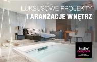 Luksusowe projekty i aranżacje wnętrz od Intellio Designers