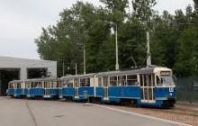 40 lat funkcjonowania linii tramwajowej do Nowego Bieżanowa