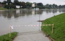 Uwaga! Możliwe przekroczenia stanów alarmowych wód