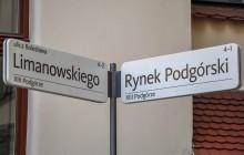 Rewolucja z tabliczkami z nazwami ulic