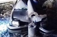 """Było tylko o """"włos"""" od tragedii na drodze. Policjanci wciąż apelują o ostrożną i rozważną jazdę"""