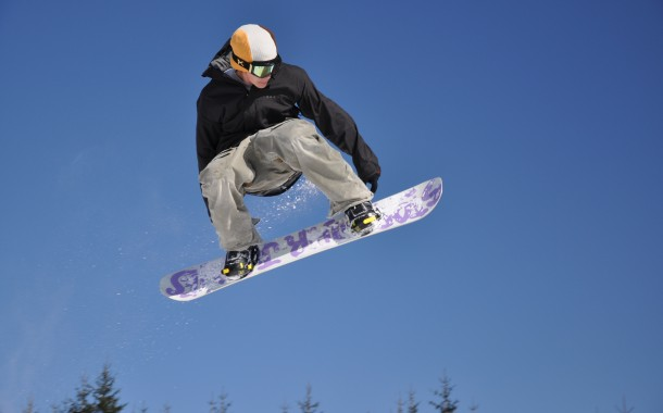 W najbliższy piątek zawody snowboardowe w Nowej Hucie